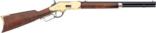 "Taylor's 1866 Sporting Lever 45 Colt 20"" Barrel, Walnut Stock B, 10rd"