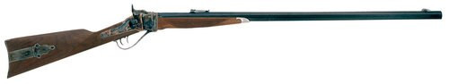 "Taylor's 1874 Down Under Sharps 45-70 Government 32"" Barrel Walnut Stock, Double Set Triggers"