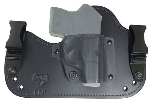 Flashbang Ava Sig P230/P232 Leather/Thermoplastic Black, RH