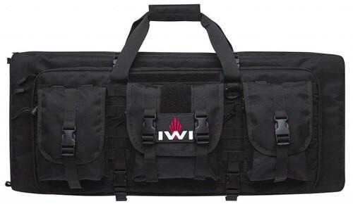 IWI US Tavor SAR Double Gun Case Polyester Rugged Black