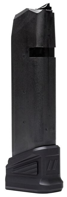 Zev Basepad +5 Glock 17rd Mags, Black