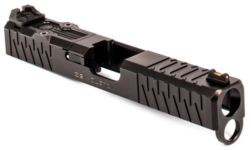 Zev SOCOM Slide Kit Glock 19, Gen4, Black