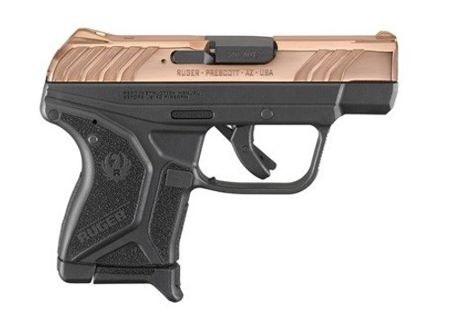 Ruger LCP II Rose Gold TALO Limited Edition 380acp, Pocket Holster and 1 6rd Mag