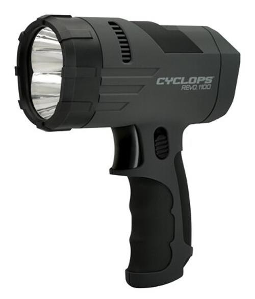 Cyclops Revo 1100 1100 Lumens LED Polymer Gray 6 Volt