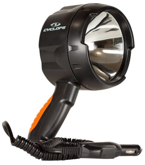 Cyclops Spotlight 12V Direct 1400 Lumens Black