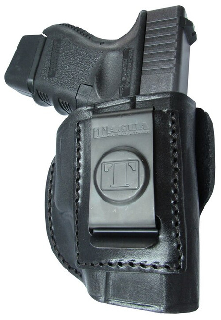 Tagua 4 In 1 Inside The Pant Glock 19/23/32 Steerhide Black