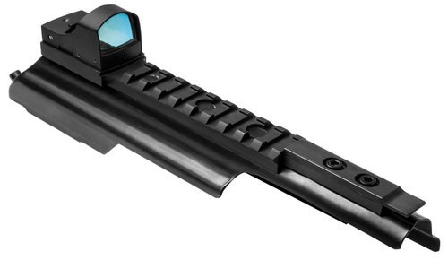 NcSTAR AK Cover with Green Dot 1x 23.5x16.8mm Obj Unlimited Eye Relief 2