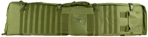 "NcSTAR Deluxe Rifle Case/Shooting Mat 48"" x 11"" x 1.75"", Green"