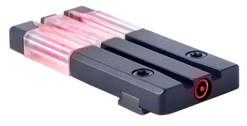 Meprolight FT Bullseye Rear Sight Remington R1 Fiber Optic Red Black