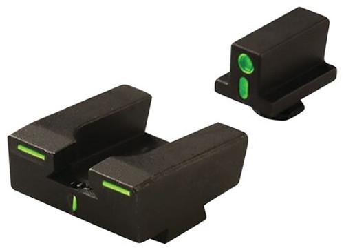 Meprolight R4E Optimized Duty Glock Full Size Green Black