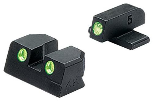 Meprolight Tru-Dot Handgun Night Sights Sig P229/P239 Tritium Green