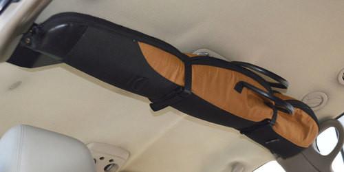 Great Day Center-Lok Overhead Single Case Rack Black Aluminum