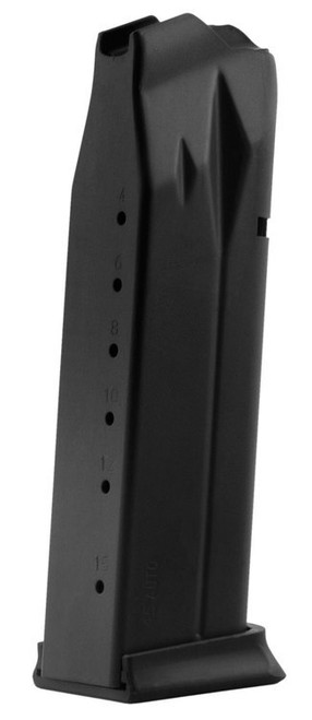 Remington 1911 Mag 45 ACP 15 rd Black