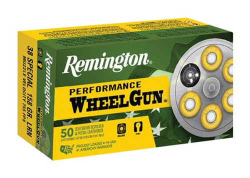 Remington Performance WheelGun 32 S&W Long, 50rd Box