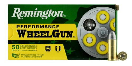 Remington Performance WheelGun 44 S&W 246gr, 50rd Box