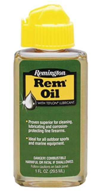 Remington Rem Oil 1oz Squeeze Bottle, Case of 12