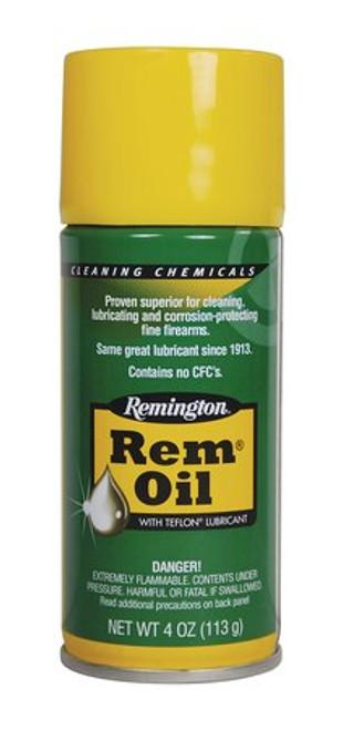Remington Rem Oil 4oz Aerosol Case of 6