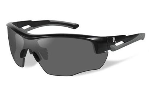 Remington Wiley X RE 200 Shooting/Sporting Glasses Women Black/Pink Frame Smoke