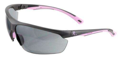 Remington Wiley X Shooting/Sporting Glasses Women Gray/Pink Frame Smoke G