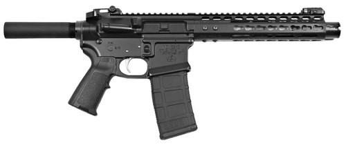 "Noveske Diplomat Gen III AR Pistol 223/5.56 7.5"" Barrel Keymod Rail Black Hardcoat Anodized 30rd Mag"