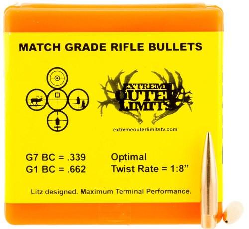 Berger Bullets Hunter 270 Caliber .277 Dia 170gr, Hollow Point 100 Box