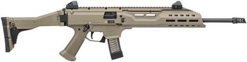 "CZ Scorpion EVO 3 S1 Carbine 9mm 16.2"" Barrel, Folding, 20rd"