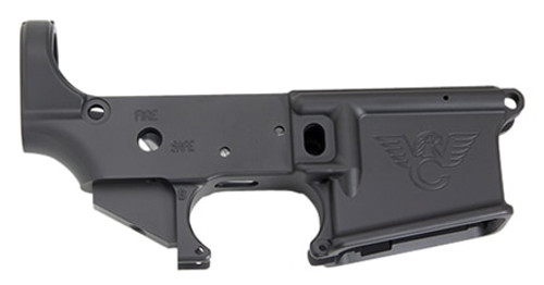 Wilson Combat Lower Receiver AR-15 5.56 NATO 7075-T6 Aluminum Black