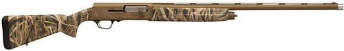 "Browning A5 Wicked Wing 12 Ga, 26"" Barrel, 3.5"", Mossy Oak Shadow Grass Blades Synthetic"