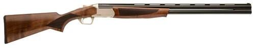 "TR Imports Silver Eagle Double Gun O&U Light Super,12g Silver, All-Steel, 3"", Turkish Walnut, 5 Chokes"