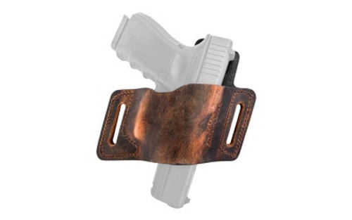Versacarry Protector Size 3 Glock 42/43 Water Buffalo Brown