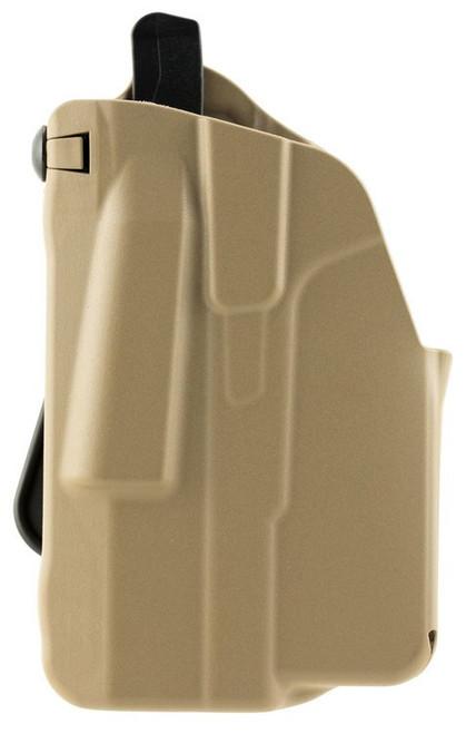 Safariland 7371 ALS Paddle Glock 43 Nylon Flat Dark Earth