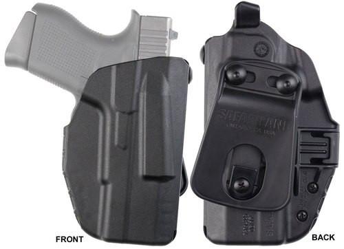 Safariland 7371 ALS Paddle Glock 42/43 Nylon Black Left Hand