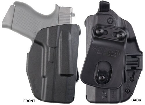 Safariland 7371 Micro ALS Paddle Glock 42/43 Nylon Black