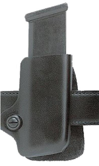 "Safariland Mag Holder, Belts up to 1.75"", Black Safari"
