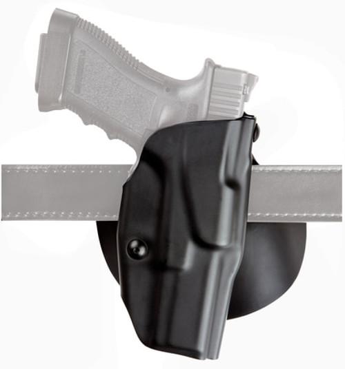 "Safariland, Model 6378, Paddle Holster, Fits Sig P226R Elite 4.41"", Right Hand, Plain Black"