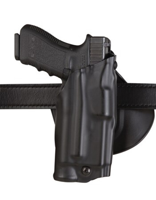 Safariland, Model 6378, Paddle Holster, Fits HK P30, Right Hand, Plain Black