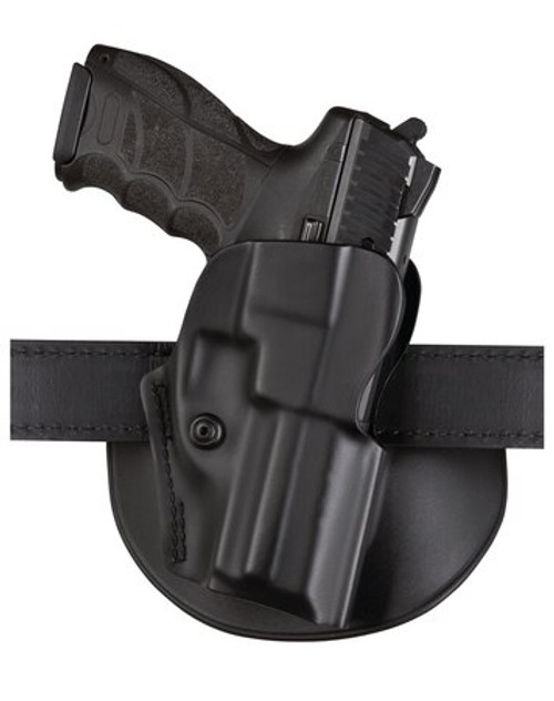 Safariland 5198 Paddle Holster S&W M&P 9L Thermoplastic Black