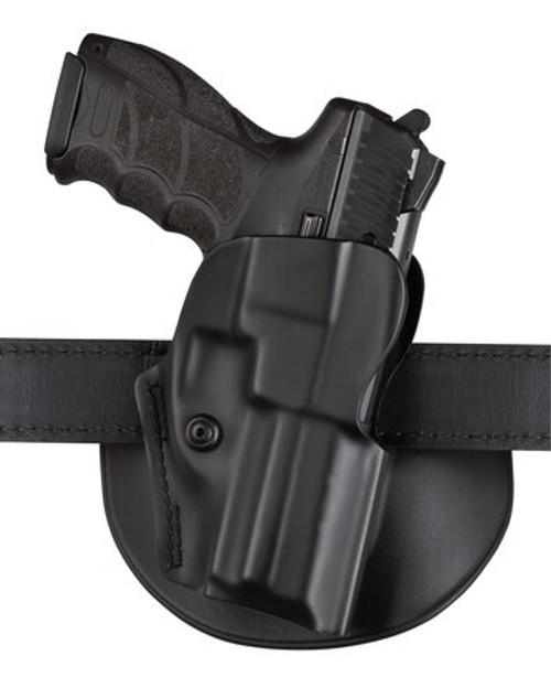 Safariland, Model 5198, Belt Holster, Fits M&P, Right Hand, Plain Black