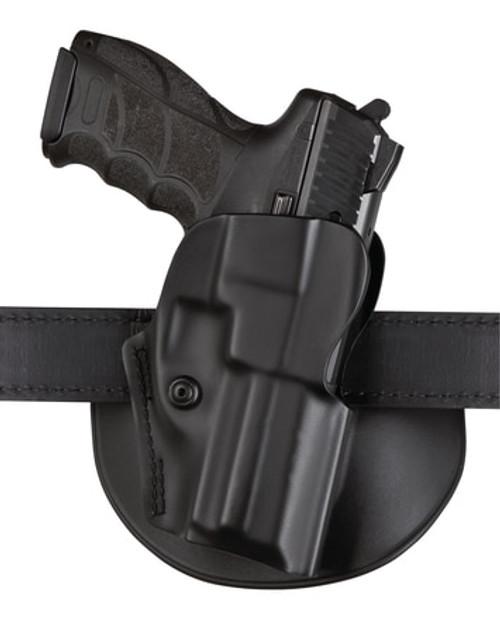 Safariland 5198 Paddle Holster Glock 17/22 Thermoplastic Black