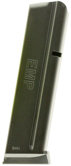 Springfield 1911 EMP Mag 9mm, Black, 10rd