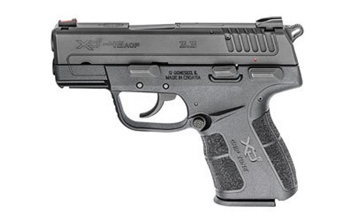 "Springfield XD-E 45 ACP, 3.3"" Barrel, Black"
