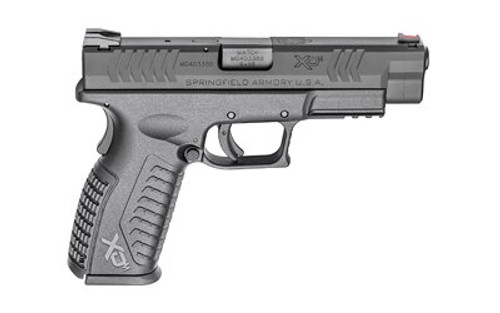 "Springfield XDM 9mm, 4.5"" Barrel, Black, 10rd"