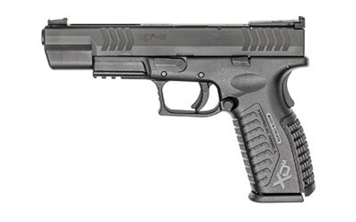 "Springfield XDM 9mm Competition, 5.25"" Barrel, Black, 10rd"