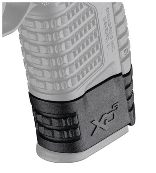 Springfield XD-S 9mm X-Tension Magazine Sleeve for Backstrap 2 Black