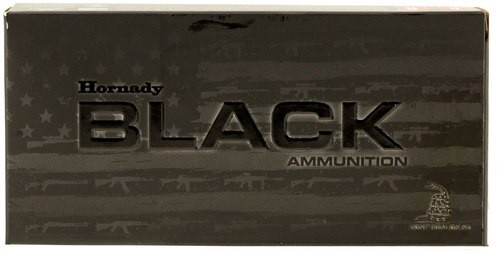 Hornady Black 7.62X39mm 123gr, SST, 20rd Box