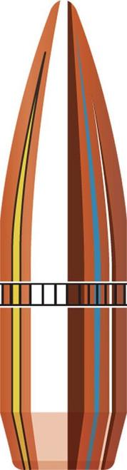Hornady Full Metal Jacket .308 150gr Full Metal Jacket Boat Tail, 500/Box