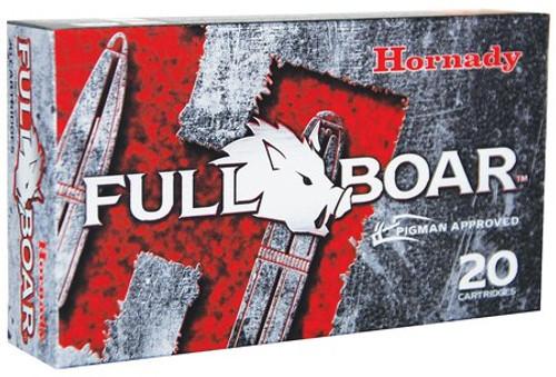 Hornady Full Boar 30-30 Winchester 140gr MonoFlex, 20rd Box