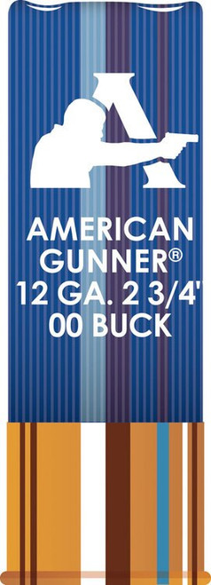 "Hornady Gunner 12 Ga, 2.75"", 1oz Slug Shot, 5rd/Box"