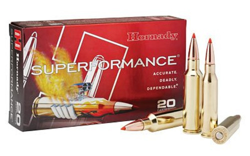 Hornady Superformance 260 Rem 129gr SST 20rd Box