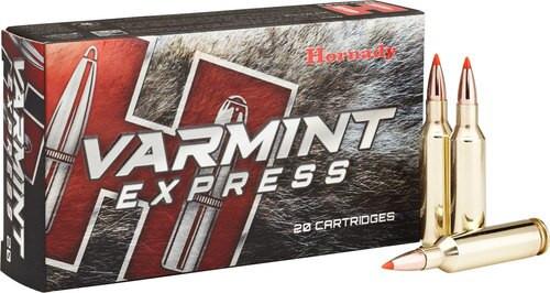 Hornady Varmint Express 6mm Creedmoor 87gr V-Max, 20rd Box
